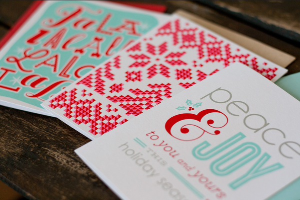 Christmas Cards From Behance For Your Inspiration,Interior Design Income