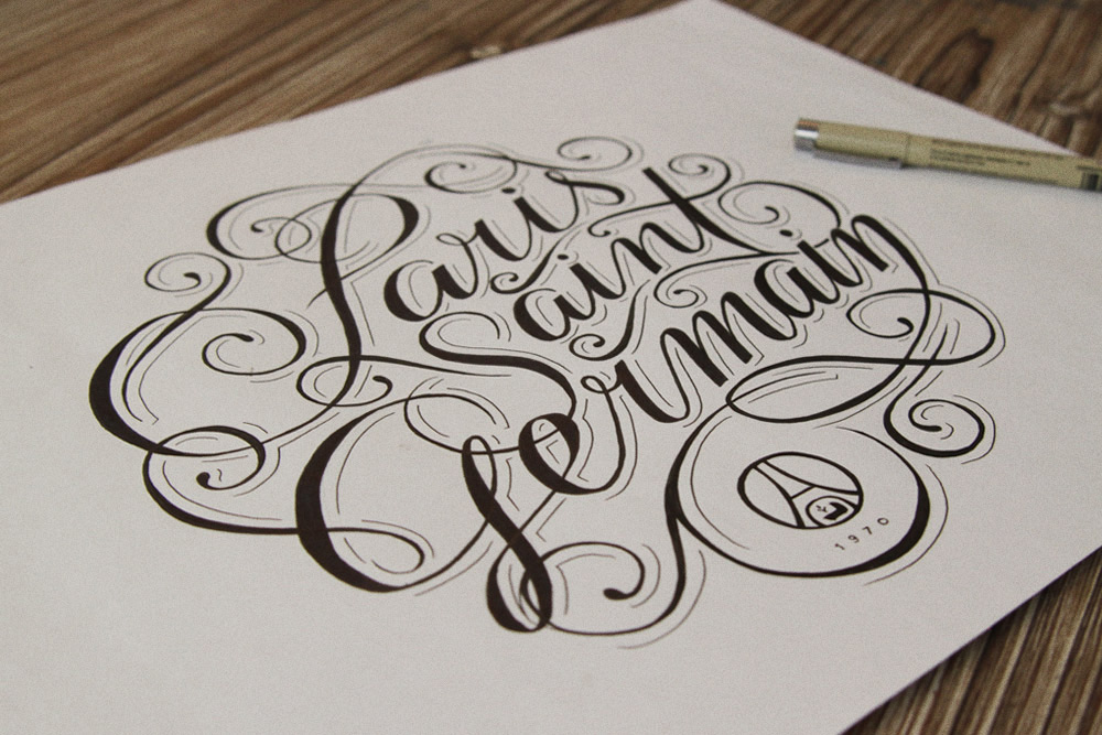 30 inspiring examples of lettering in graphic