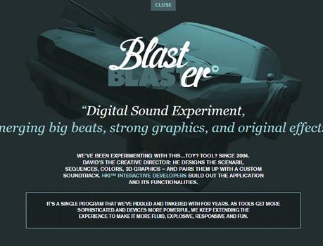 Blast, by HKI
