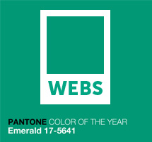 Think In Green Selected Websites Shades Of Emerald Inspired By Pantone S Color The Year