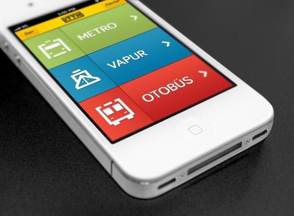 App home screen design inspiration - Kompan home design