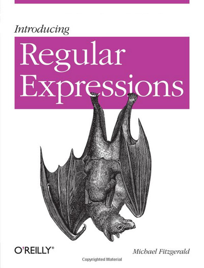 Introducing Regular Expressions Book