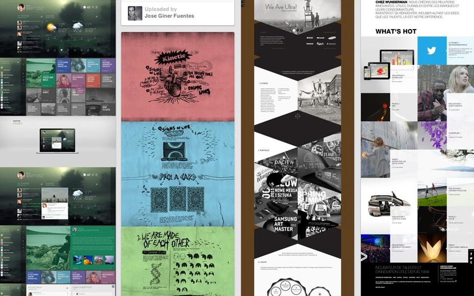 Web Design Inspiration | UI | UX Board