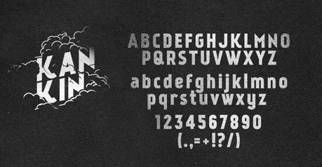 Kakin Free Font