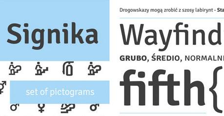 Signika Sans Serif