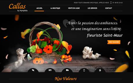 Callas - Fleuriste Saint Maur