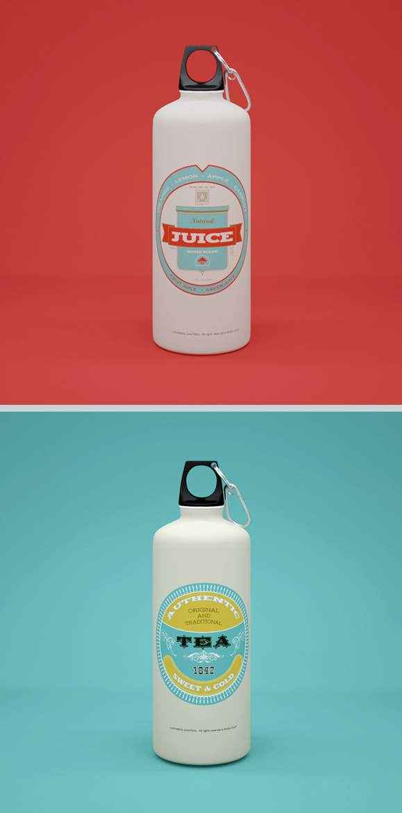 Laken Bottles 2013