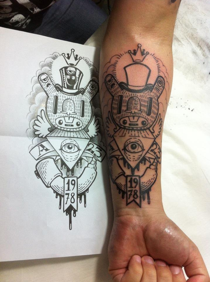 Geometric Tattoo: Innovative Geometric Tattoo Inspiration