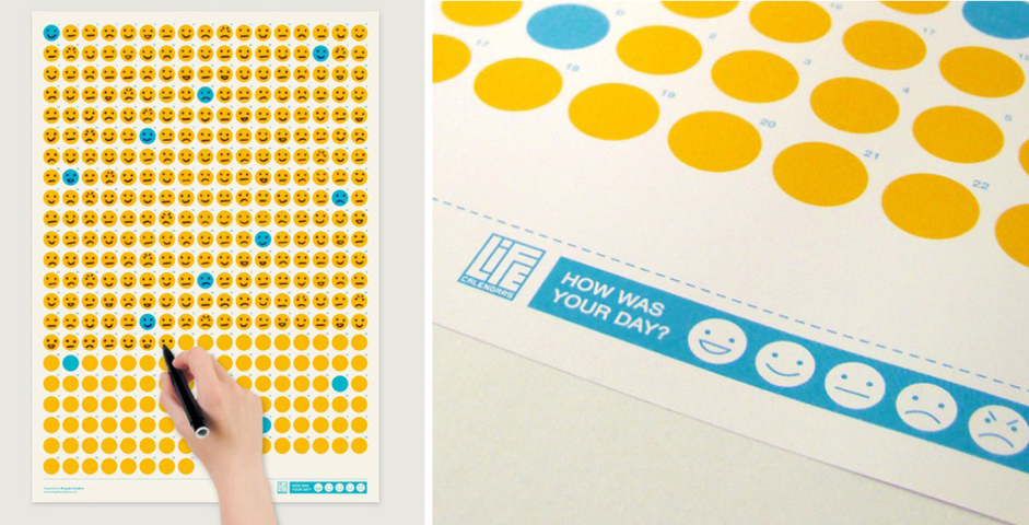 Calendar Design Ideas For Schools : Creative calendar designs