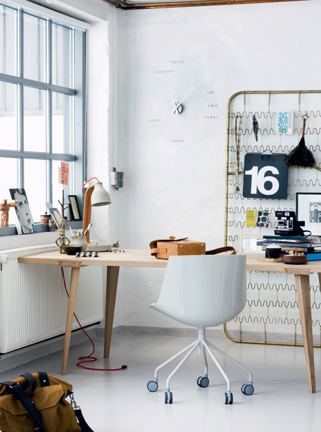 Grand Designs for Small Workspaces: The freelancer\'s dream office