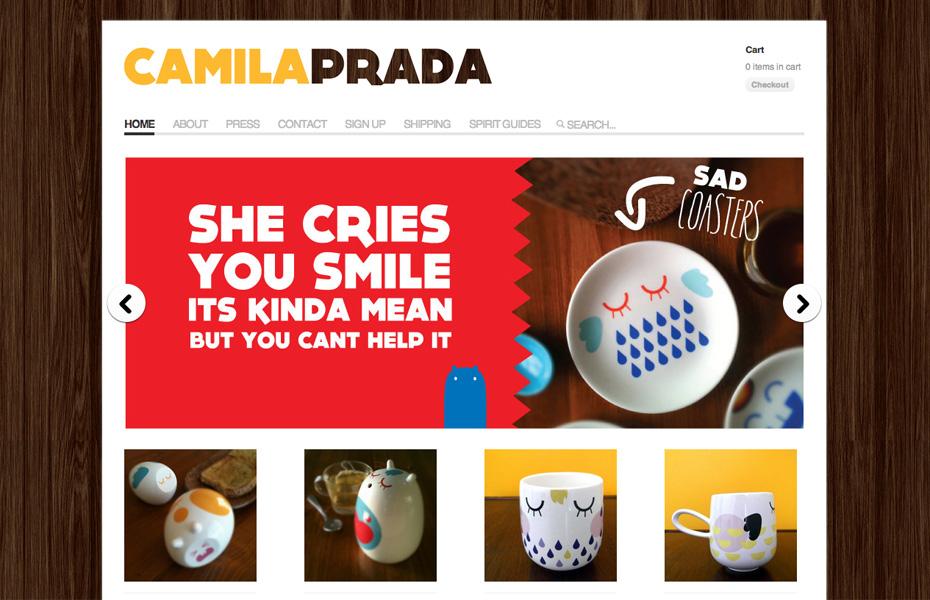 Camila Prada