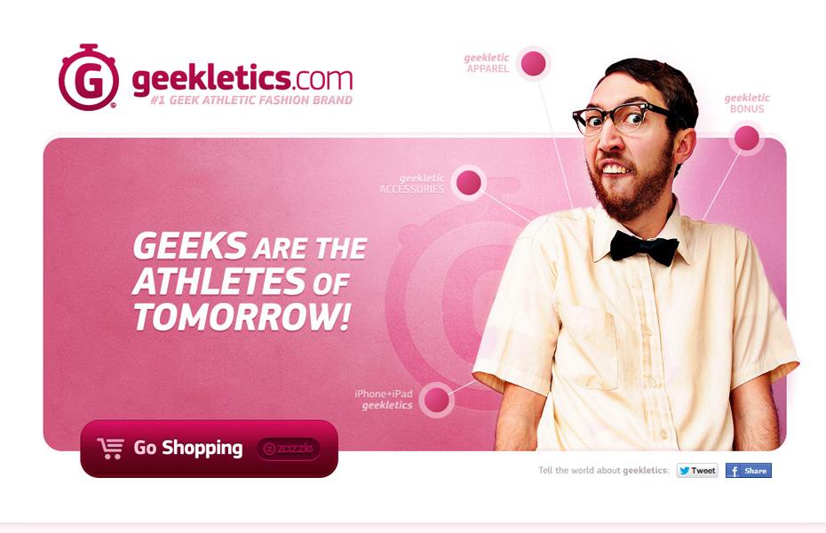 Geekletics