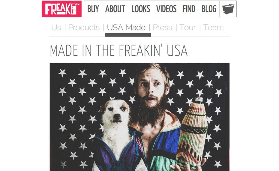 Freaker USA