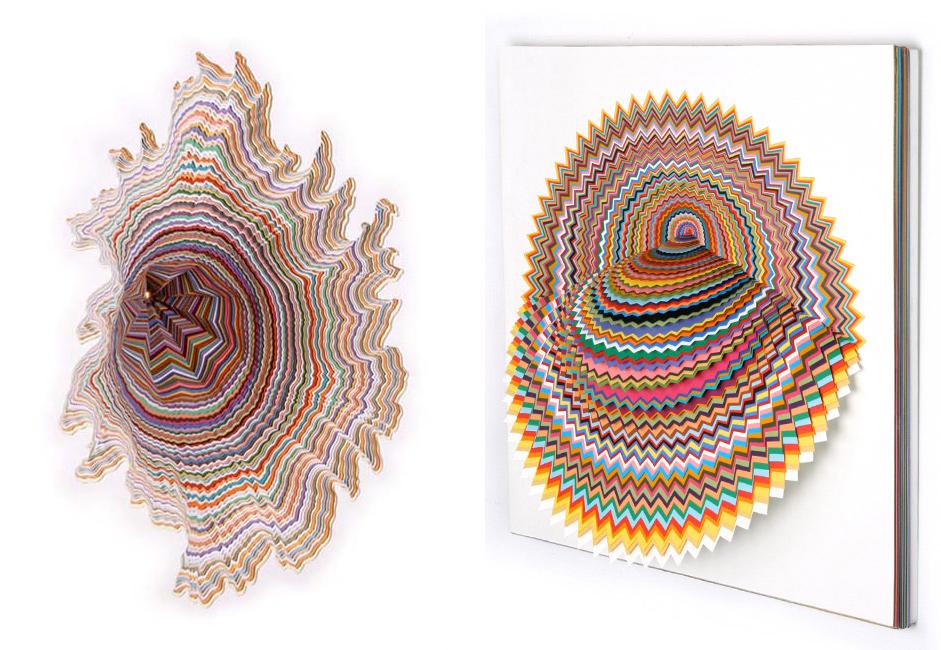 Hand Cutting Paper | Jen Stark