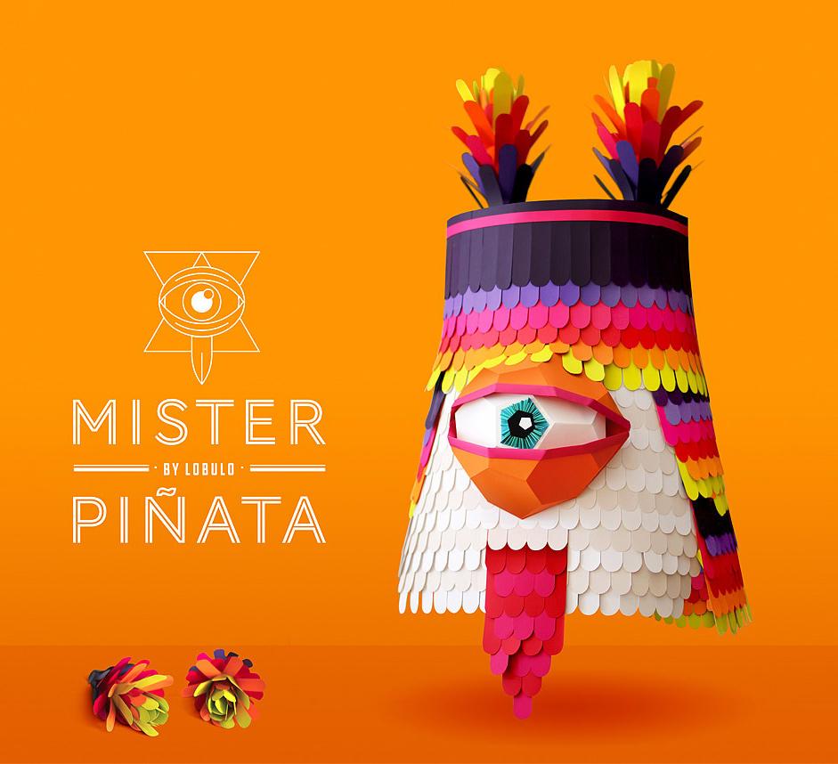 Mister Piñata | Lobulo