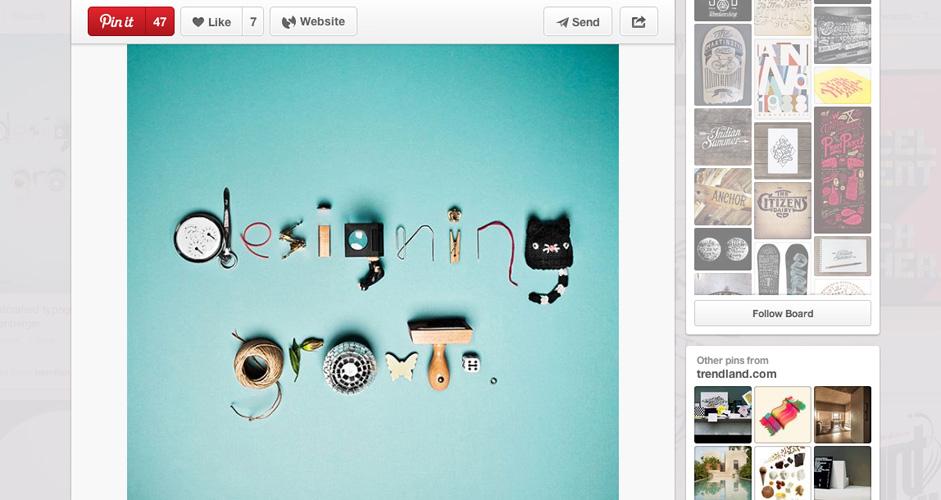 Daniel Nelson | Typography | 552 Pins