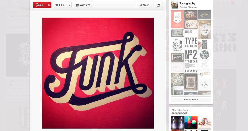 Danny Blanton | Typography | 2,726 Pins