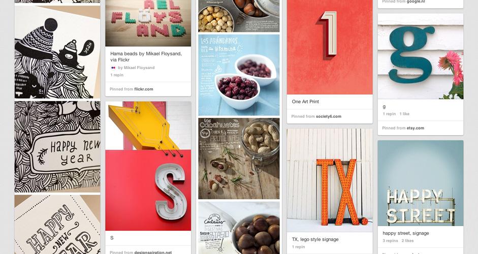 Ana Parache | Typography | 83 Pins