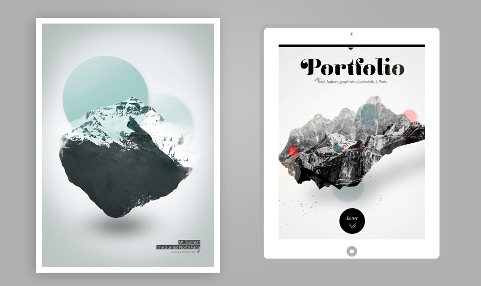 Poster Design To Website