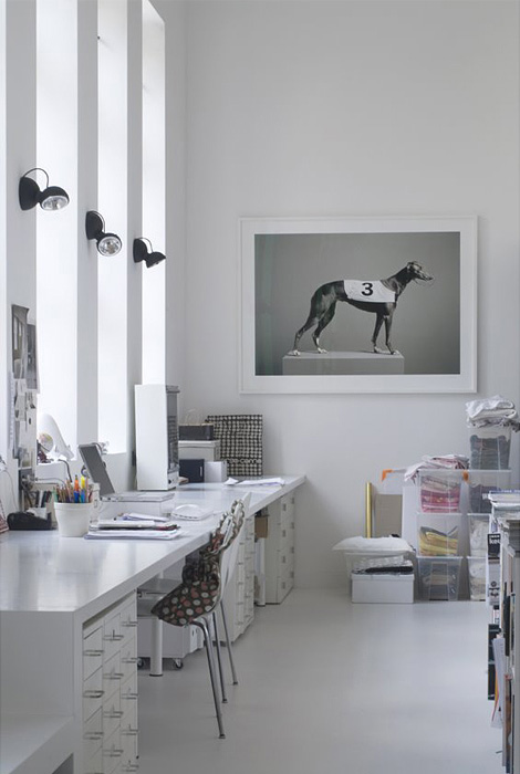 Grand Designs For Small Workspaces The Freelancer S Dream Office