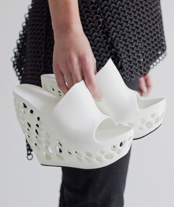 3D Printed Shoes
