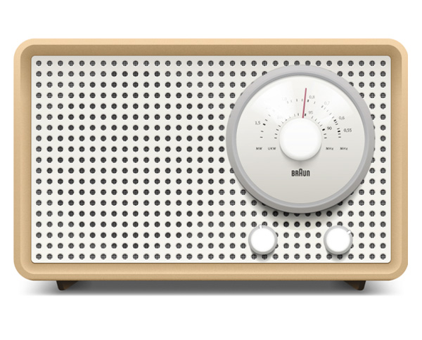 Braun SK2 Radio, Illustration