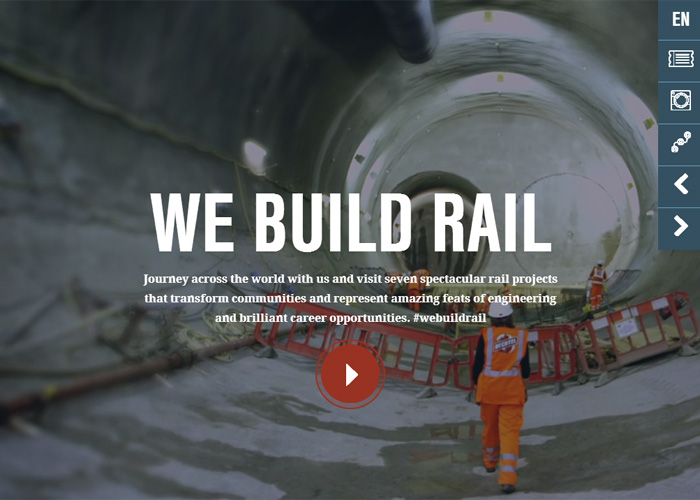 We Build Rail - Bechtel