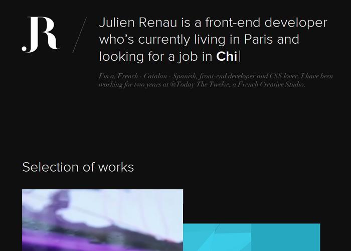 Julien Renau