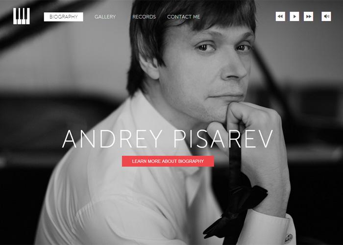 Andrei Pisarev — The Official Website