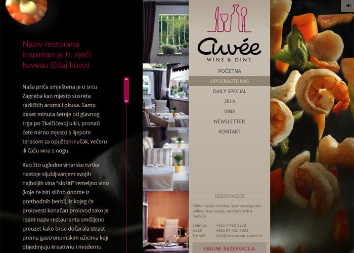 Restaurant Cuvee