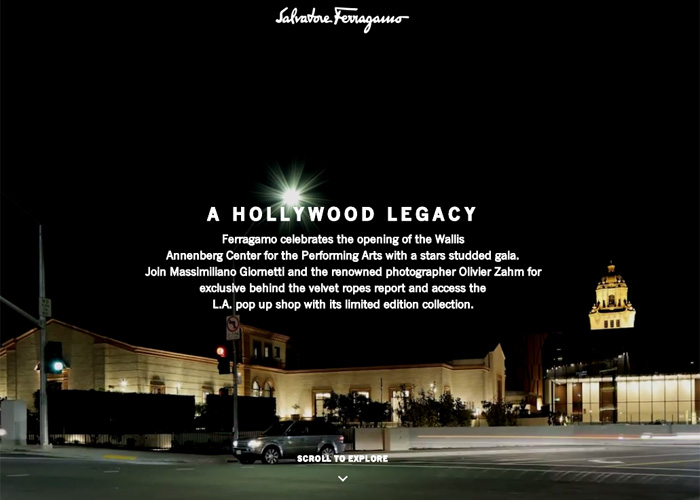 Ferragamo - A Hollywood Legacy