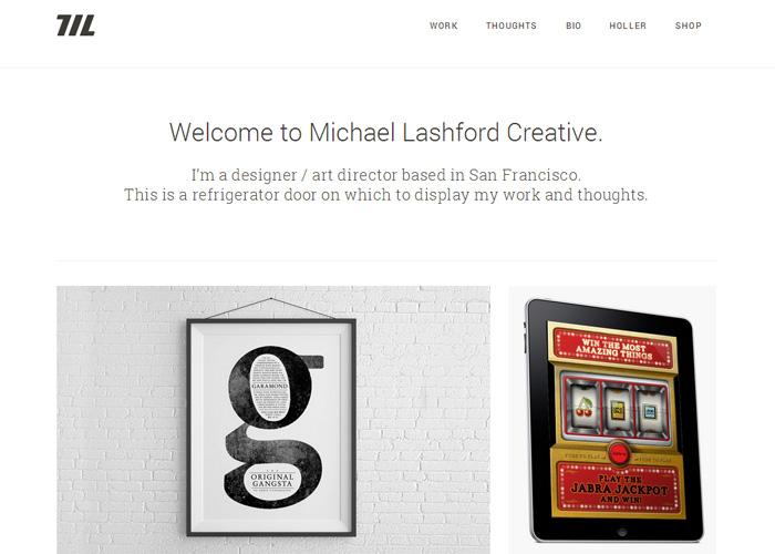 Michael Lashford Creative