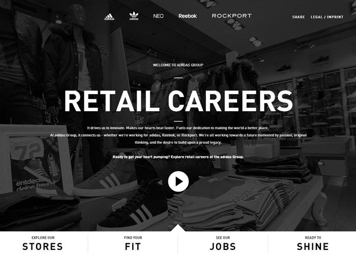 adidas reebok jobs
