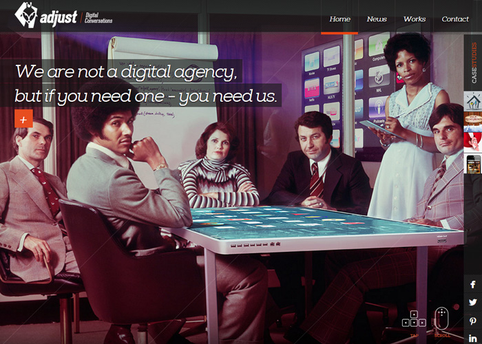 ADJUST // Digital Agency