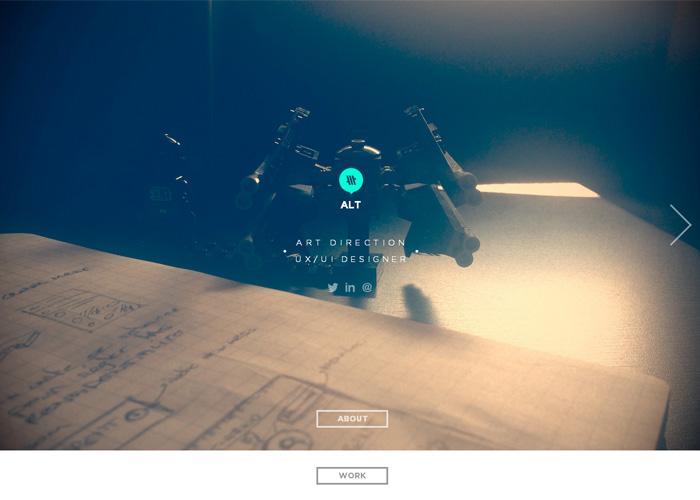 Adrien LAURENT - UI/UX Designer