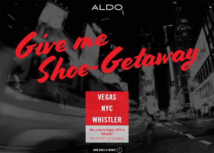 ALDO - Shoe Getaway