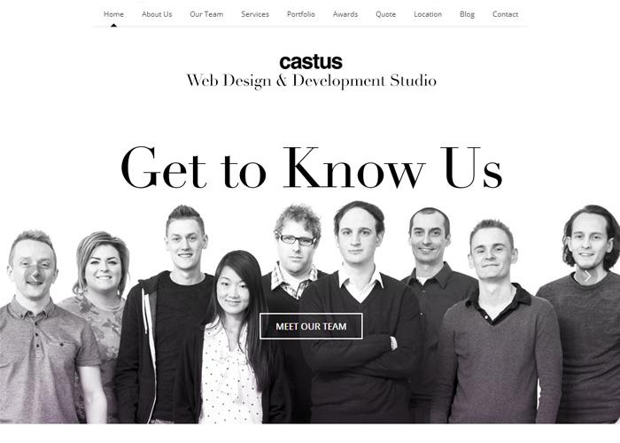Castus Web Design & Development