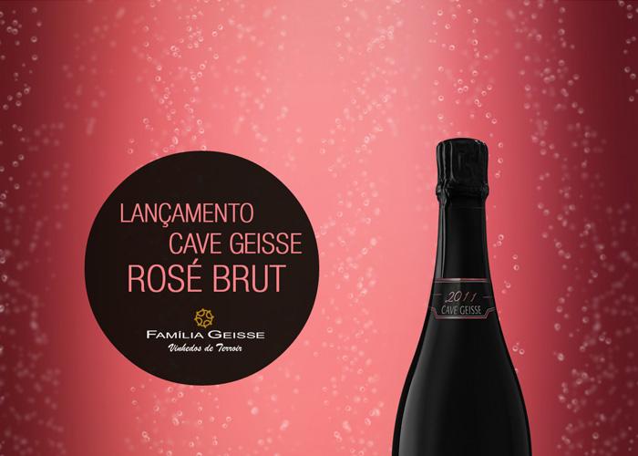 Cave Geisse Rosé Brut