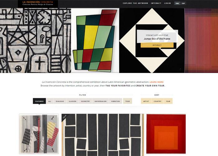 La Invención Concreta [Concrete Invention]: Colección Patricia Phelps de Cisneros