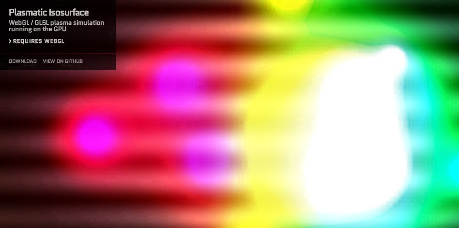 Plasmatic Isosurface