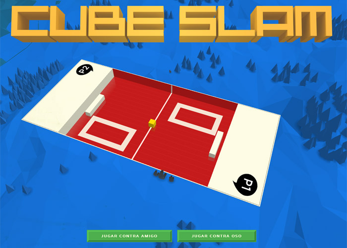 cube slam how to play with friends