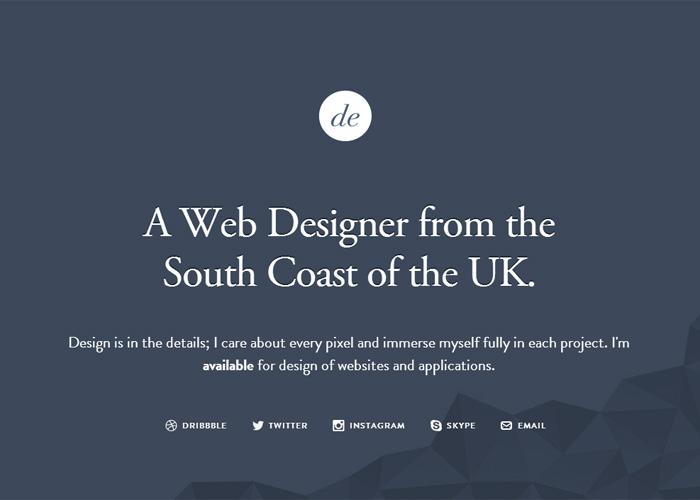 Dan Edwards - Web Designer