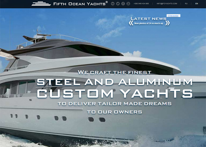 Fifth Ocean Yachts