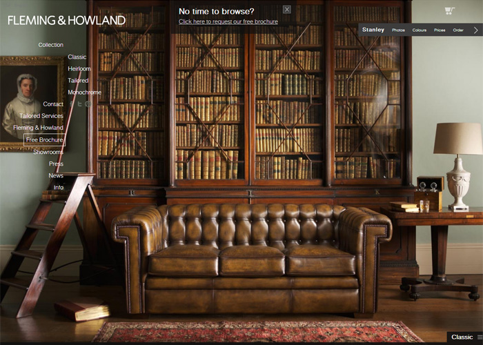 fleming and howland awwwards nominee. Black Bedroom Furniture Sets. Home Design Ideas