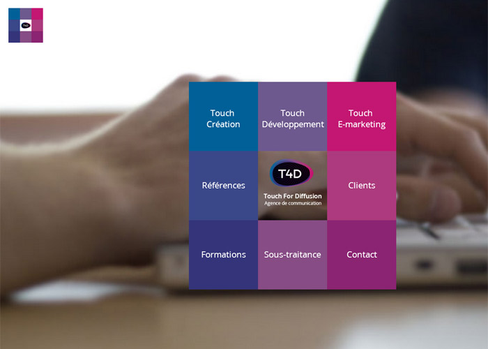 Touch For Diffusion - T4D