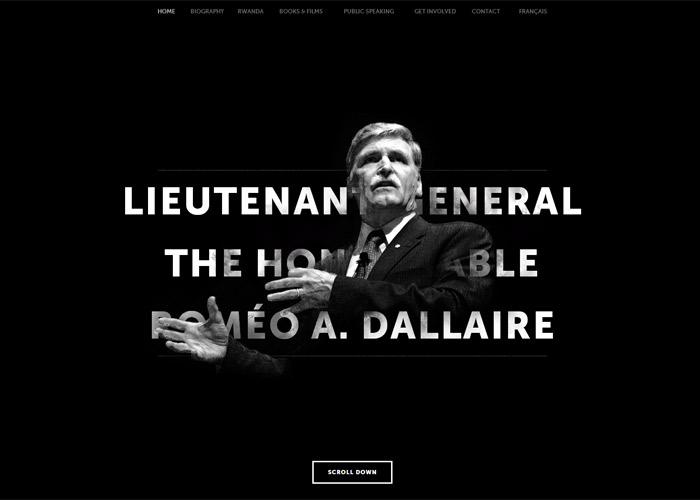 LGen Romeo Dallaire
