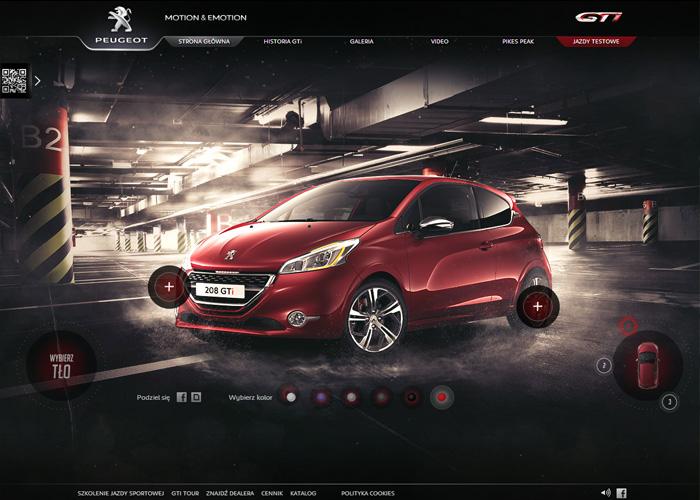 GTi is back! New Peugeot 208GTi