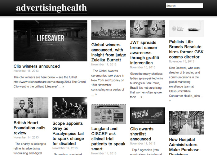 Health Advertising Agency News