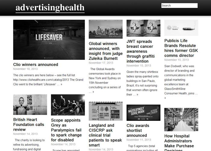 Health Advertising Agency News