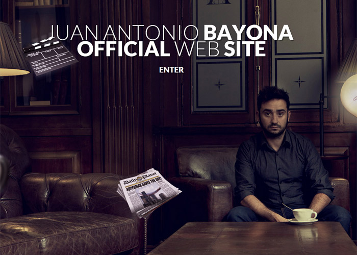 Juan Antonio Bayona Website